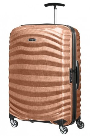 Samsonite Lite-Shock 69 cm, Copper Blush
