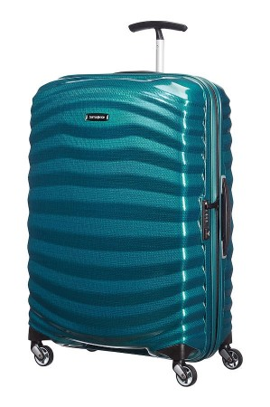 Samsonite Lite-Shock 69 cm, Petrol Blue