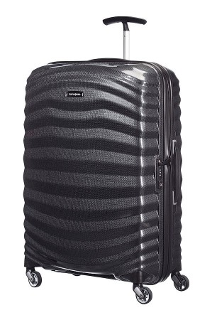 Samsonite Lite-Shock 69 cm, Black