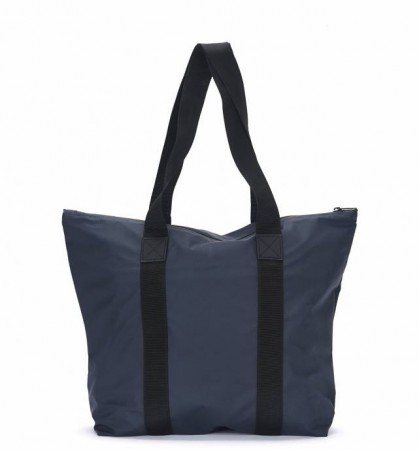 Rains Tote Bag Rush, Blue
