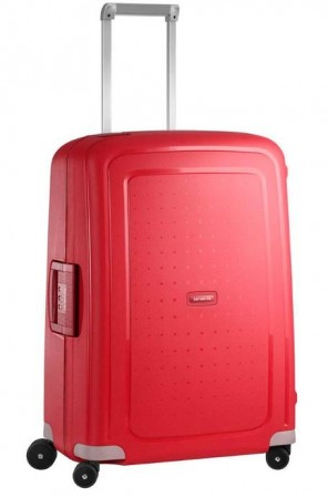 Samsonite S'Cure 69 cm, Crimson Red