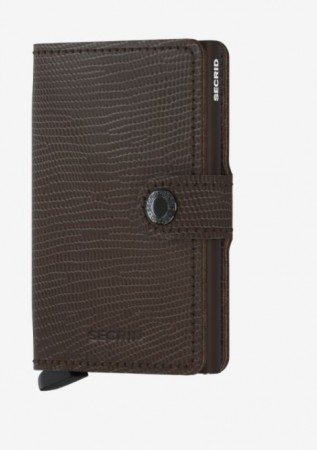 Secrid Miniwallet, Rango Brown-Brown