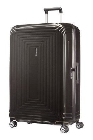 Samsonite Neopulse 81 cm, Metallic Black