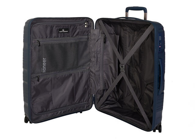 North Pioneer OSL 67cm, Navy (inside)