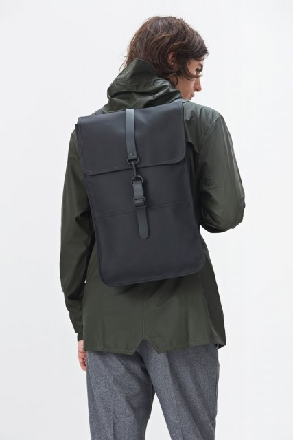 Rains Backpack, Black