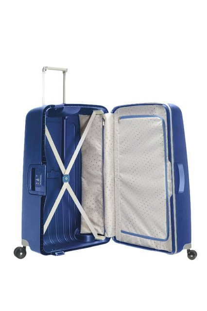 Samsonite  S´Cure 75 cm Dark blue