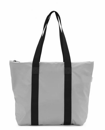 Rains Tote Bag Rush, Brown, front